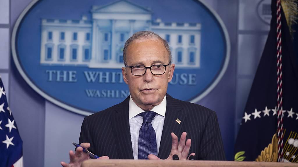 USA ziehen positive Zwischenbilanz von Handelsabkommen mit China