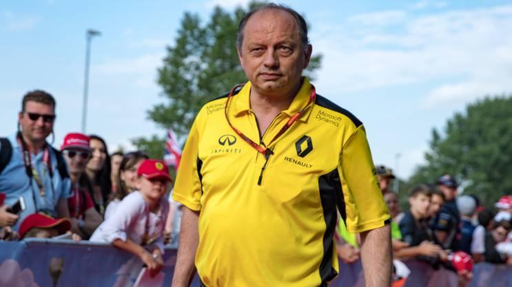 Frederic Vasseur wird der neue Teamchef im Sauber-Ferrari-Team.