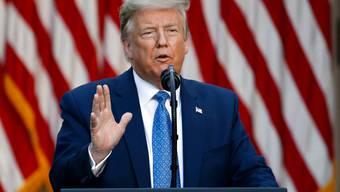 Zurzeit wegen der Proteste stark unter Druck, aber nun doch ein Erfolg zu verzeichnen hat der amerikanische Präsident Donald Trump.