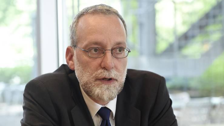 Direktor des Kantonsspitals Winterthur