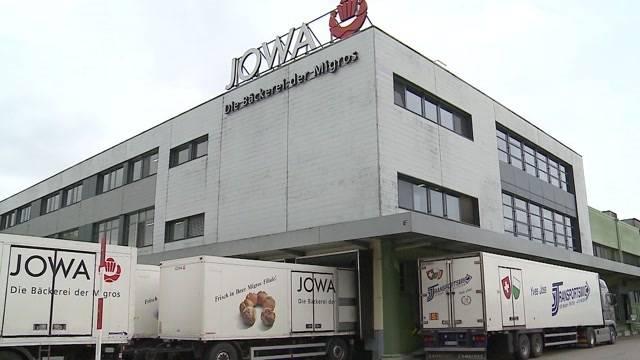 Gränichen: JOWA-Neubau