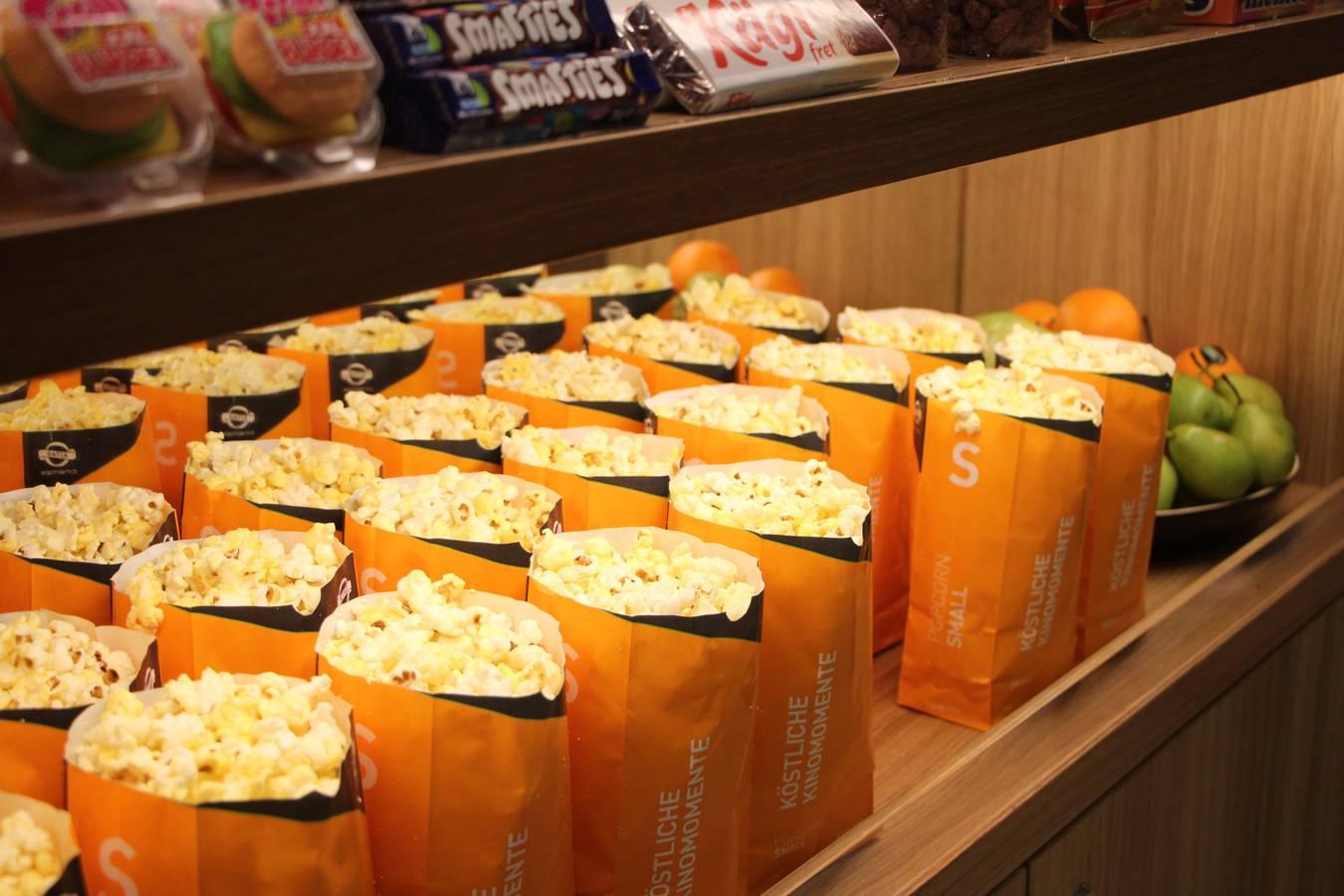 Der Kinokomplex wartet mit einigen Neuerungen auf. (© FM1Today)