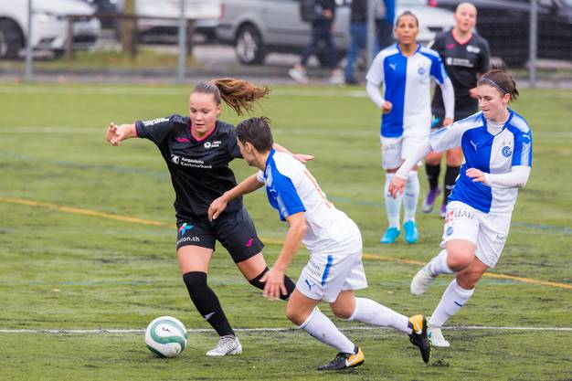 Nicole Tiller FC Aarau Frauen vs. GC