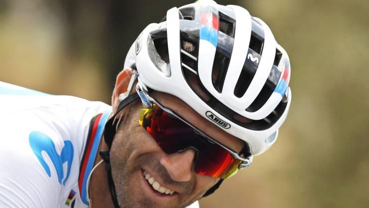 Siegt auch im Alter von 39 Jahren: der spanische Weltmeister Alejandro Valverde