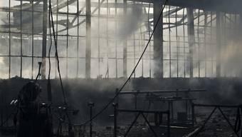 Schweissarbeiten haben den Brand in Frauenfeld verursacht