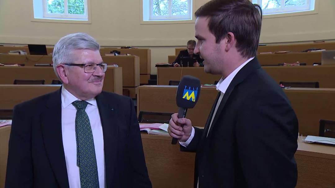 Aargauer Spardebatte: «Fokus»-Gespräch mit Finanzdirektor Roland Brogli
