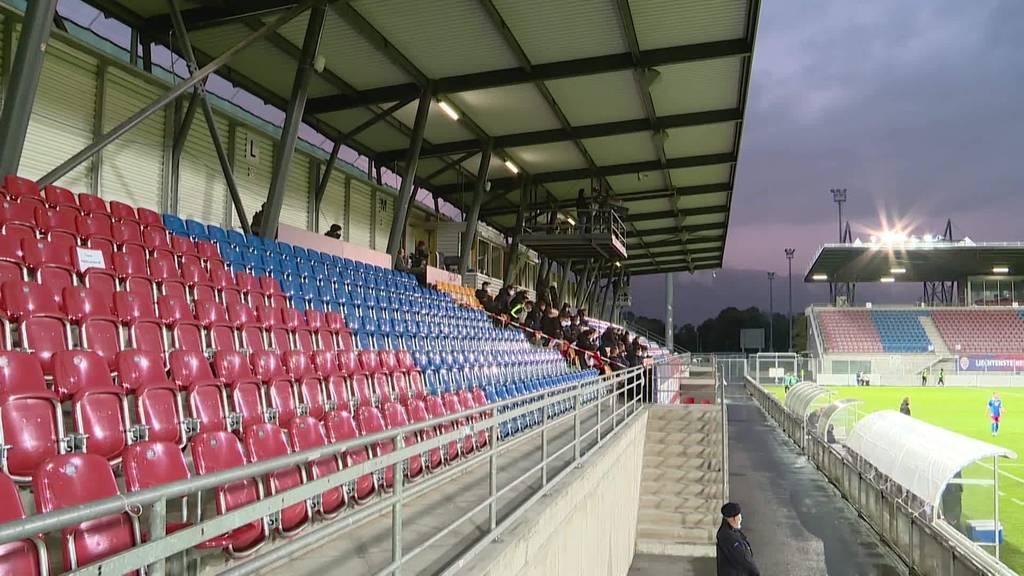 Beni is back! Thurnheer kommentiert FL-Länderspiele