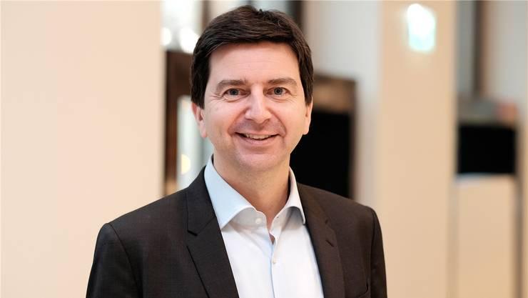 David Wüest-Rudin, Präsident von Pro Velo beider Basel.
