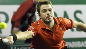 Stanislas Wawrinka in Runde 1 gescheitert