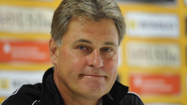 Der Deutsche Ralf Loose unterschrieb einen Vertrag über ein Jahr bei den Winterthurern