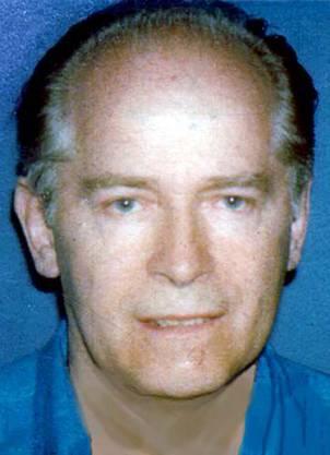 Interpol-Bild von James 'Whitey' Joseph Bulger, als dieser flüchtig war.