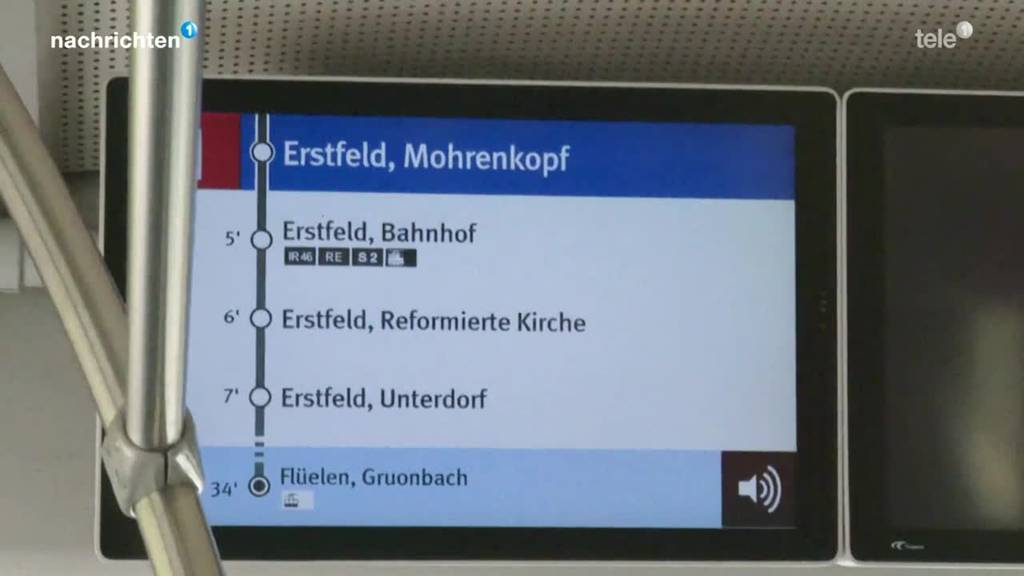 Bushaltestelle Mohrenkopf in Erstfeld soll umbenannt werden