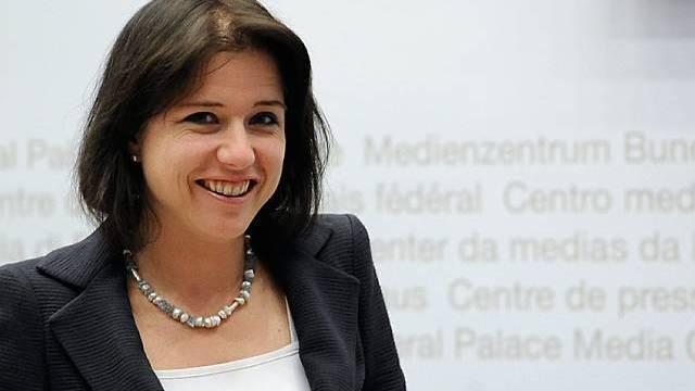 Christa Markwalder kandidiert für Sitz im Ständerat