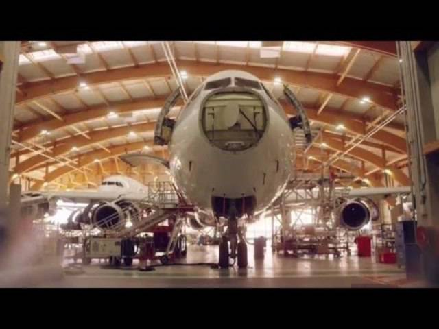 Firmenvideo: Amac Aerospace Switzerland im Portrait