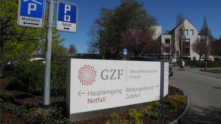 Das Spital Laufenburg gehört zum Gesundheitszentrum Fricktal.