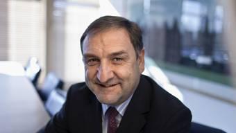 Sarasin-Chef Joachim Strähle wird Konzernchef der neuen Bank J. Safra Sarasin.