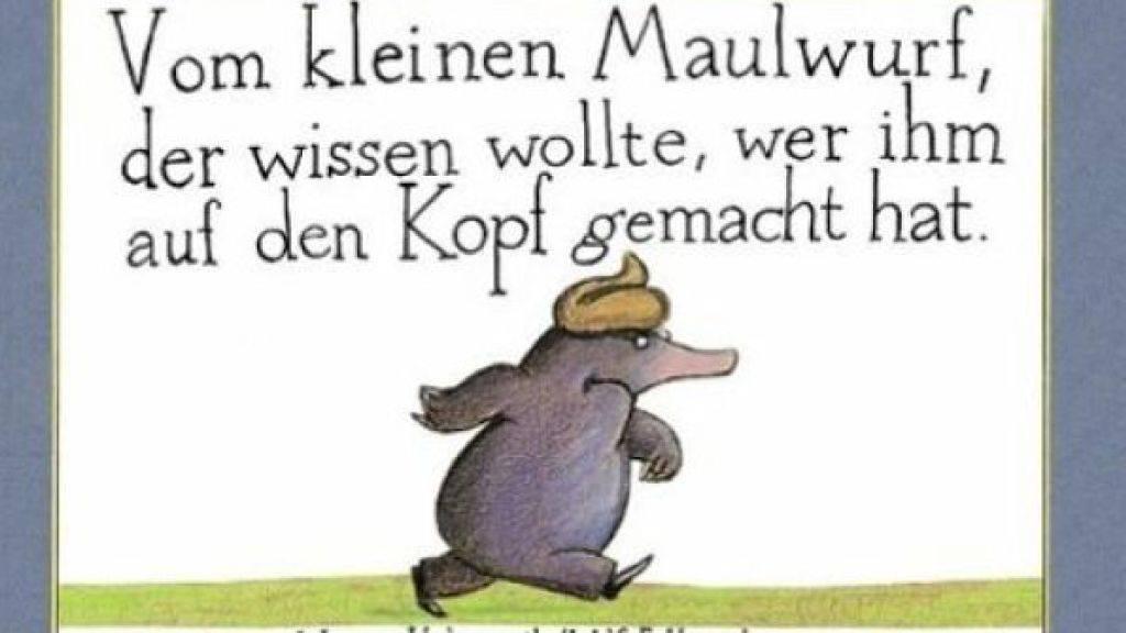 """Wolf Erlbruch, Schöpfer des Bilderbuchklassikers """"Vom kleinen Maulwurf, der wissen wollte, wer ihm auf den Kopf gemacht hat"""", erhält den diesjährigen Astrid-Lindgren-Gedächtnispreis. (Handout)"""