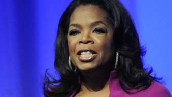 Oprah Winfrey will zurück ins Showbusiness (Archiv)