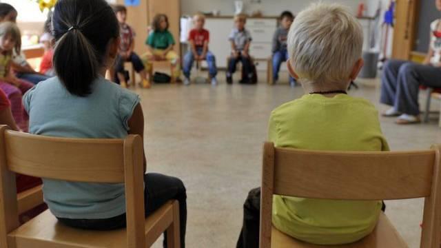 Für Hochdeutsch zu früh, findet der Aargau beim Kindergarten