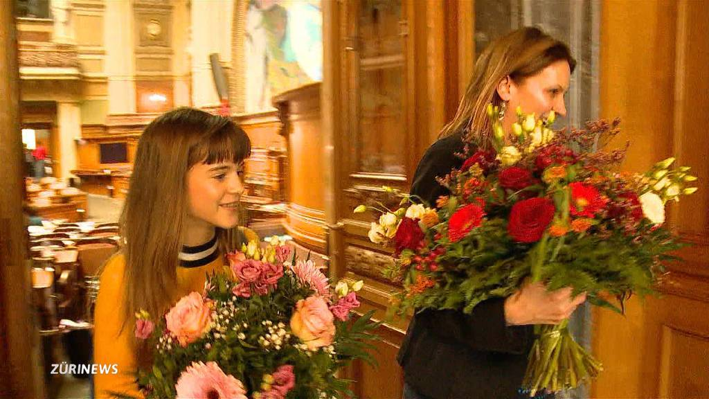 Amélie Galladé tritt in Fussstapfen ihrer Mutter