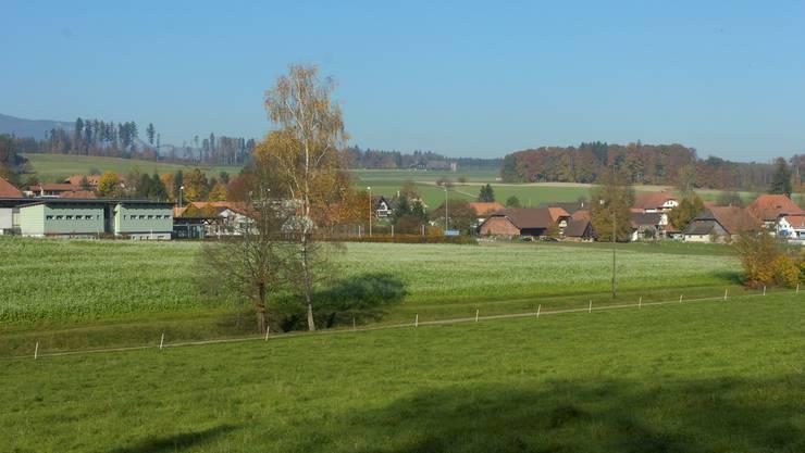 Über die «Schleichwegverbindung» konnte das Siedlungsgebiet Lüterkofen umfahren werden.