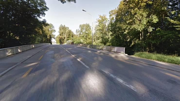 Die Brücken über die Emme zwischen Luterbach und Zuchwil werden erneuert.
