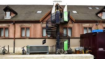 Die Mitglieder der Kasernen-Moschee können auf dem Kasernenareal bleiben.