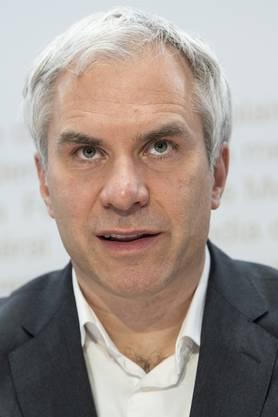 Martin Ackermann, Präsident der Covid-19 Task Force des Bundes.