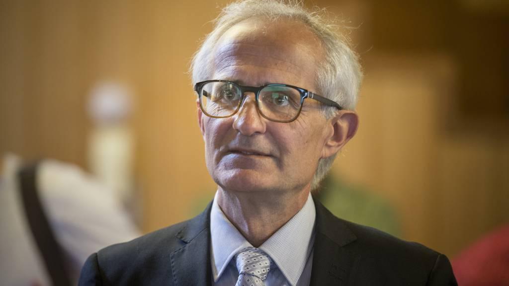 Stadtrat Nino Cozzio tritt zurück