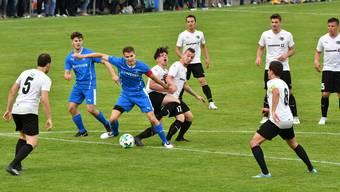 Nach 2017 kommts diese Saison in den Aufstiegsspielen für die 2. Liga erneut zum Derby zwischen dem FC Oensingen und dem FC Klus/Balsthal.