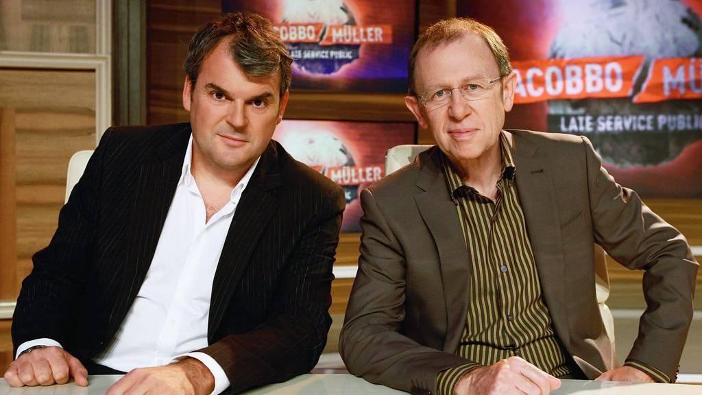 Mike Müller und Viktor Giacobbo haben genug.