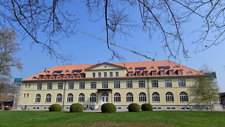 Das ehemalige Kosthaus der Firma Bally in Schönenwerd.