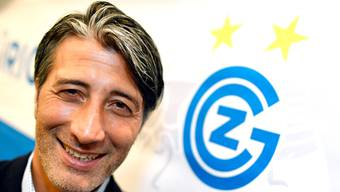 Murat Yakin wechselt als Trainer von Schaffhausen zu GC – mit dem Rekordmeister wurde er als Spieler zweimal Meister.Keystone