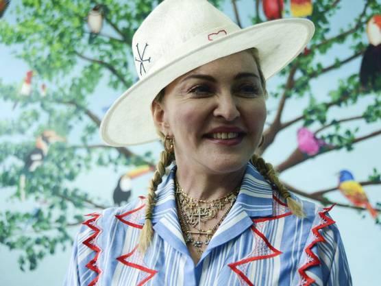 Ihren 60. Geburtstag hat sie in Marokko verbracht.