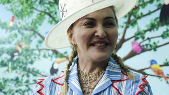 Madonna hat ihre Fans an ihren 60. Geburtstag erinnert. (Archiv)