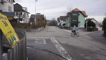 Einer der kritischen Punkte: Die Kreuzung Heimlisbergstrasse-Schulhausstrasse-Konzerthallenstrasse.