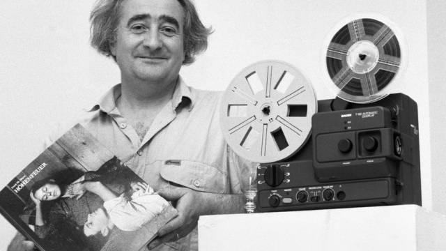 Regisseur Fredi M. Murer in einer Aufnahme von 1986 (Archiv)