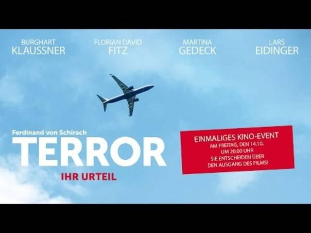 Offizieller Trailer: Terror – ihr Urteil