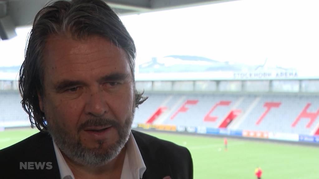 Chinesischer Geldgeber unterstützt FC Thun