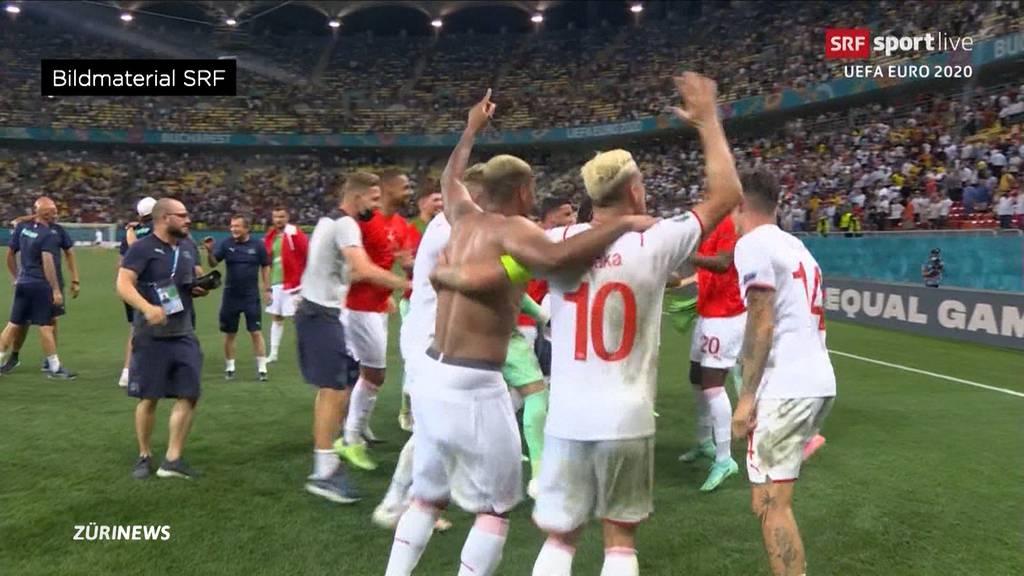 Schweiz gegen Spanien ohne Captain Xhaka