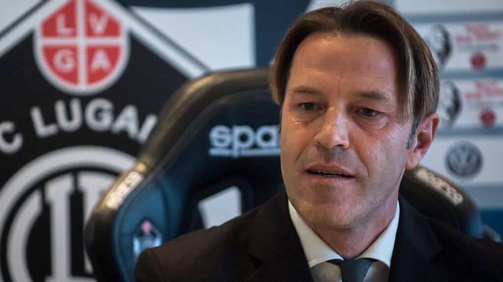 Luganos neuer Trainer Paolo Tramezzani will FCZ-Stürmer Sadiku ins Tessin holen