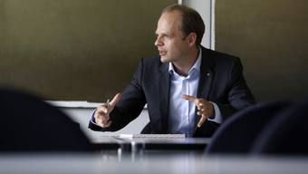 Handelskammerdirektor Daniel Probst kämpft für eine Lösung mit tiefem Steuersatz, aber flankierenden Massnahmen.