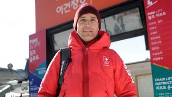 Der Ostschweizer Patrik Noack ist erstmals Chef des Medizinischen Teams.