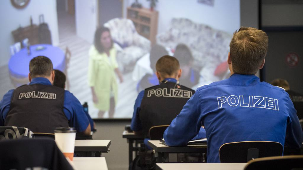 Nach erster Woche Unterricht: Ostschweizer Polizeischulklassen in Quarantäne