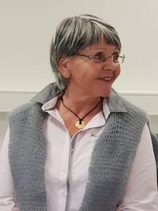 Rosy Arnold leitete mehr als 20 Jahre lang Bewegungskurse für die VHS Region Grenchen.