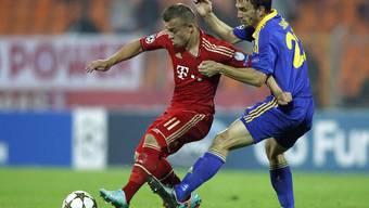 Auch Shaqiri konnte Bayernpleite nicht verhindern