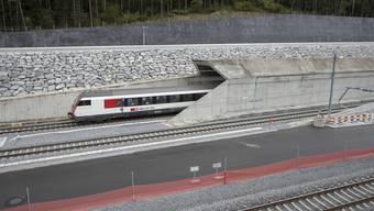 Eröffnungsfeier Gotthard-Basistunnel