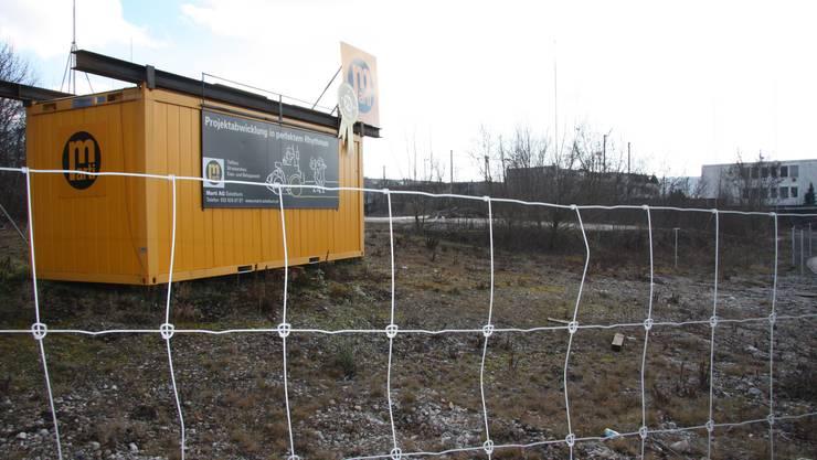 Seit Jahren präsentiert sich das ehemalige Kofmehl-Areal in diesem eher tristen Zustand.