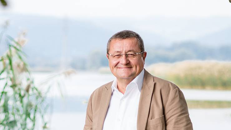 CVP-Politiker Theo Voegtli empfiehlt für zwei Ständeratssitze gleich drei Kandidaten.