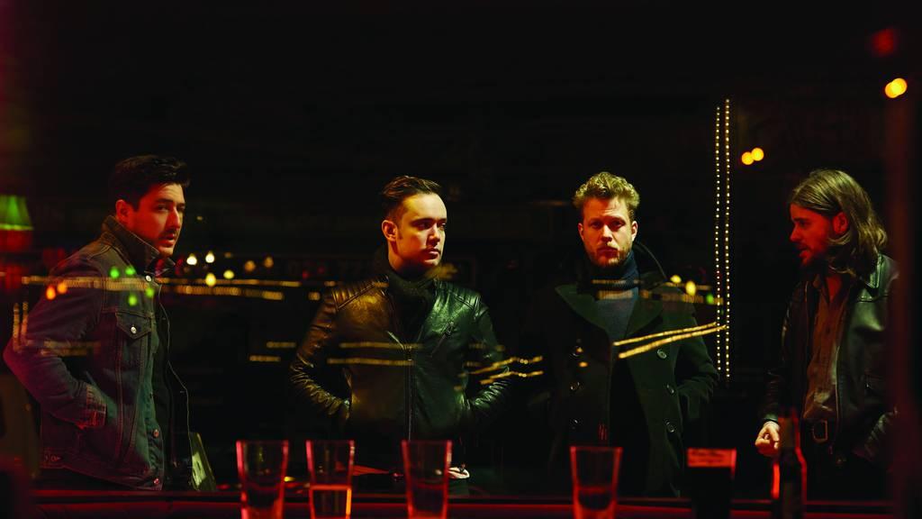 Mumford & Sons melden sich nach 3 Jahren zurück: Wilder Mind heisst das Album!